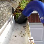 Gutter Vac Cleaning